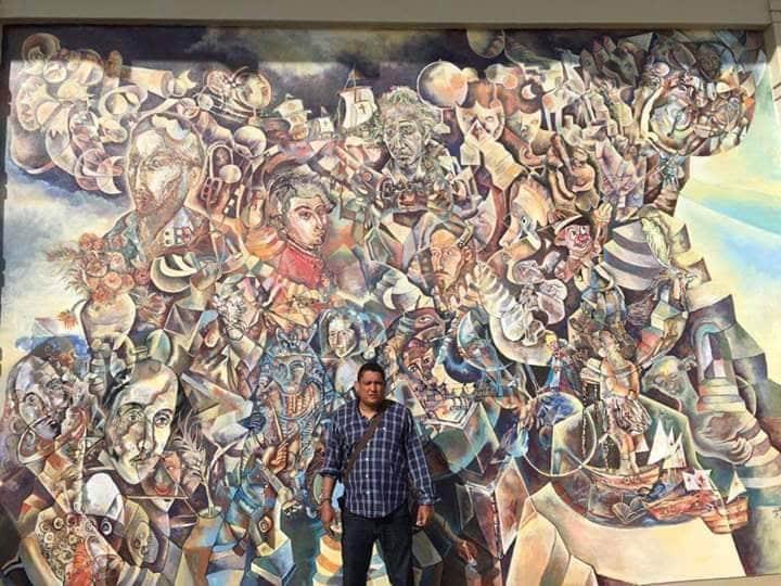 Murales Sinergia del Conocimiento, Miami