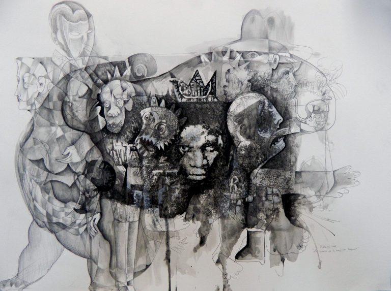 Serie Basquiat, 2018