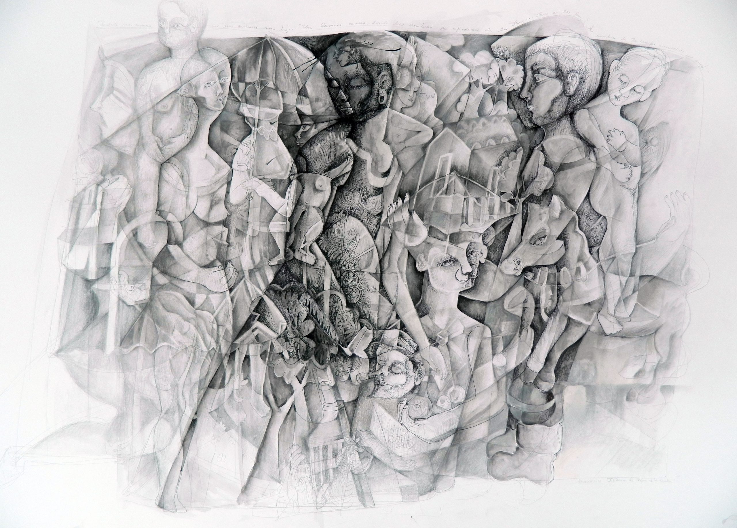 Serie Crónicas en Blanco y Negro, 2013